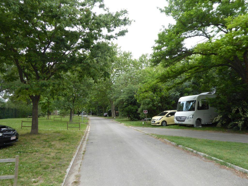 Campingplatz du pont d'Avignon