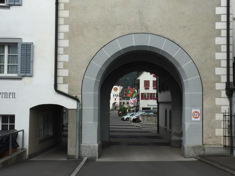Ein Wochenende zwischen Luzern und Bern