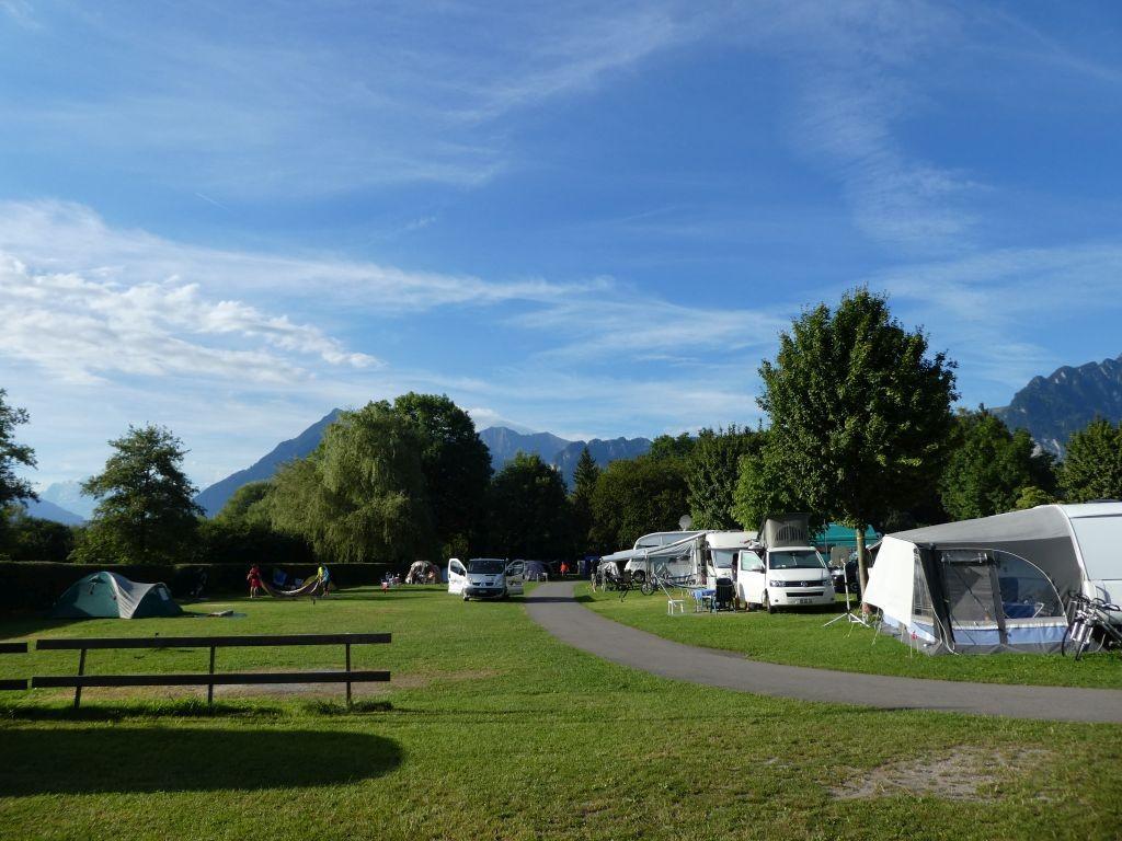 Campingplatz Gwatt (Thun)