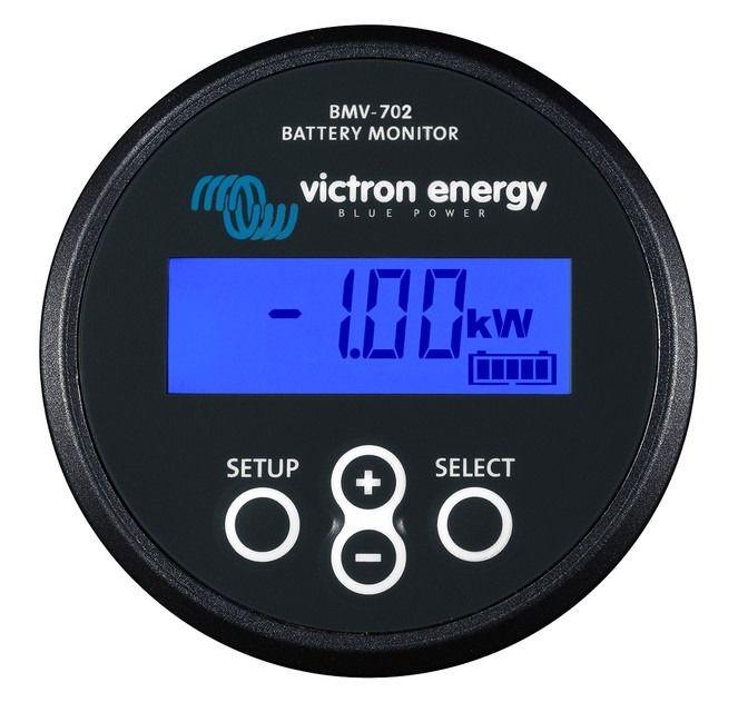 Batteriemonitor mit Bluetooth, Victron BMV-700