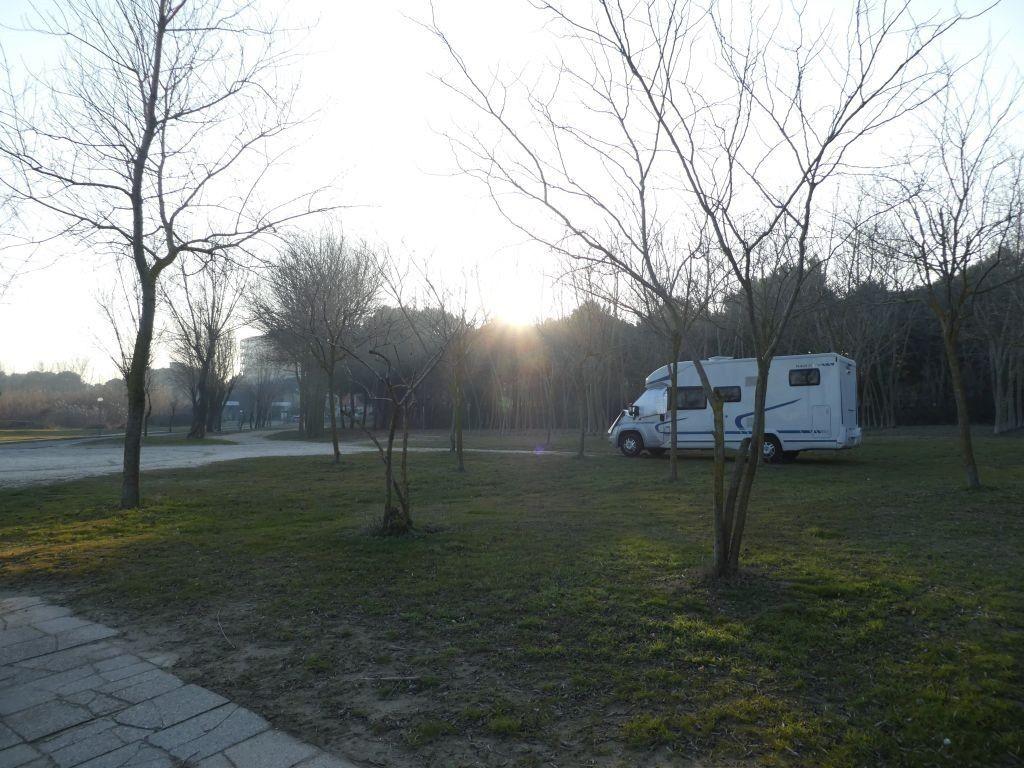 Parkplatz Lido di Spina (Bagno Trocadero)