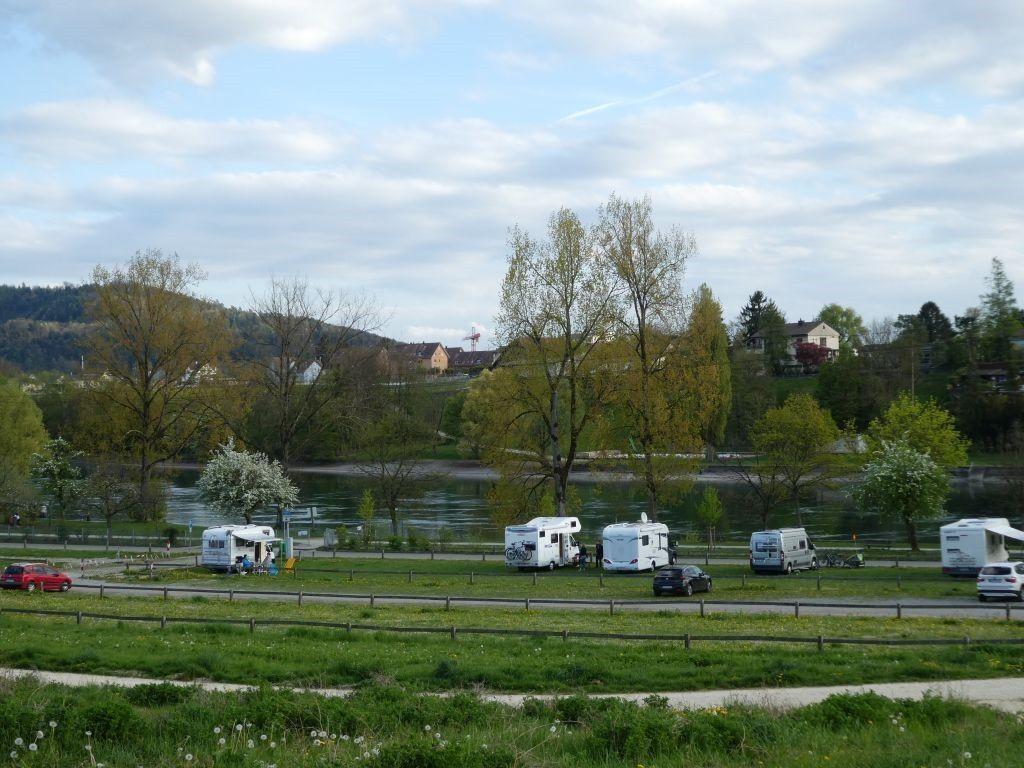 Stellplatz Gailingen