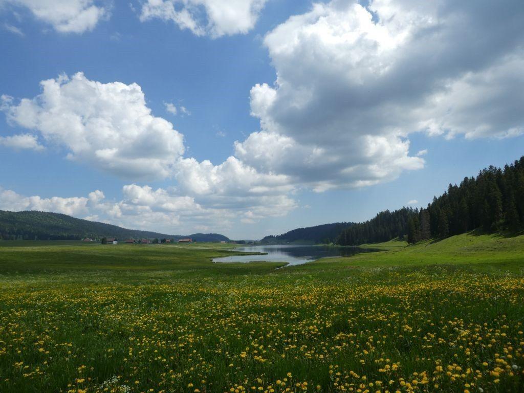 Am Lac des Taillères