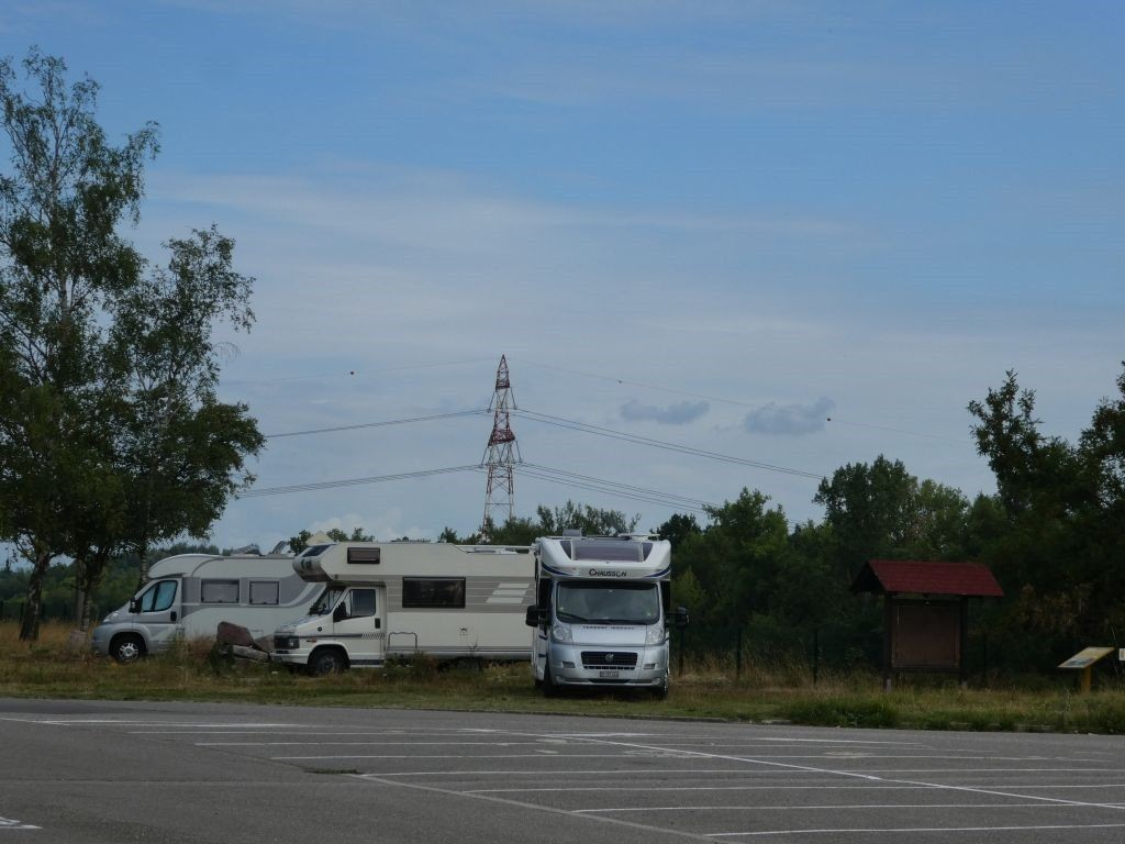 Parkplatz Kembs-Löchle