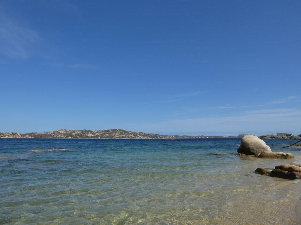1. Tag auf Sardinien