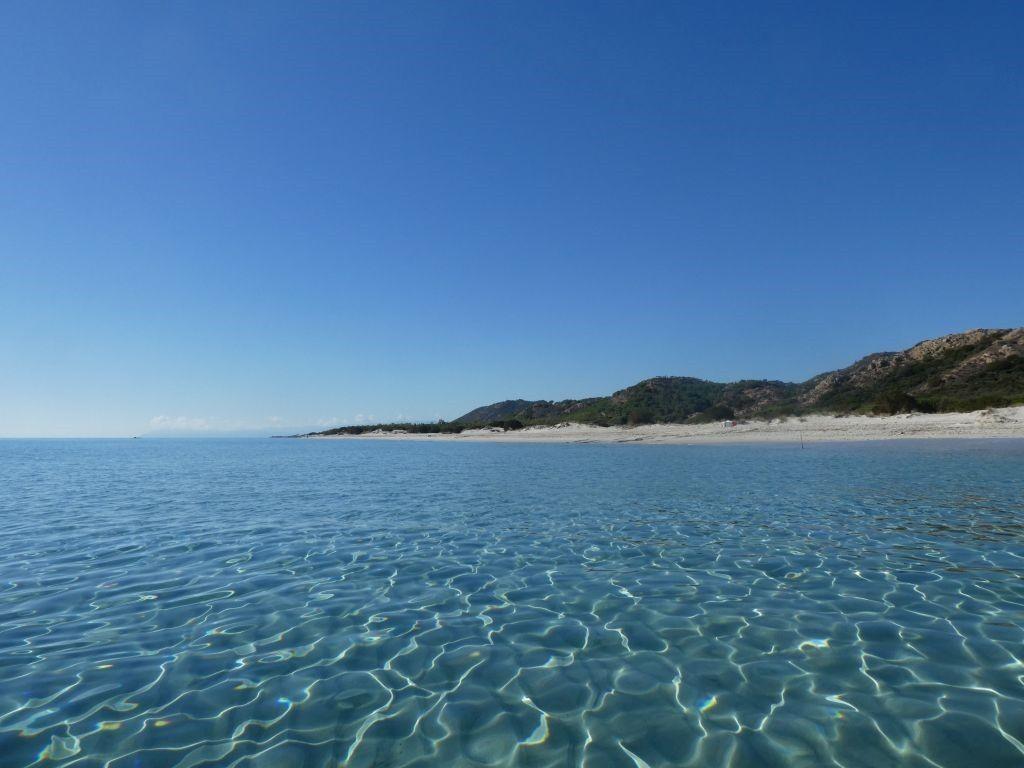 Spiagga di Berchida