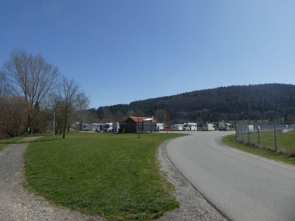 Stellplatz Geisingen