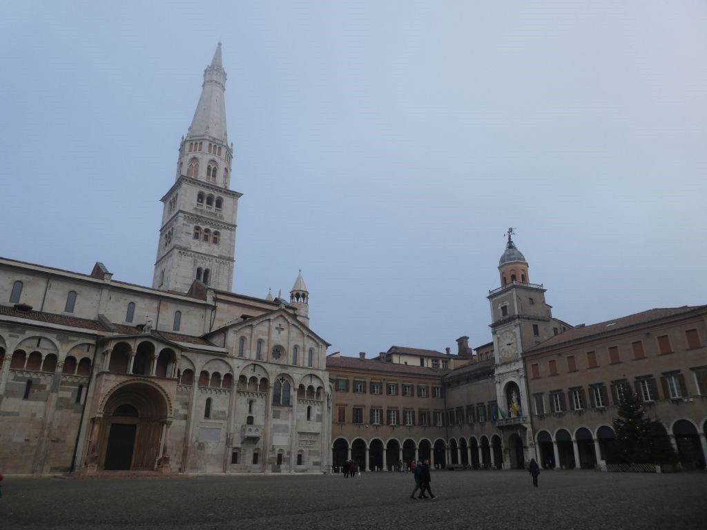 Busprobleme in Modena