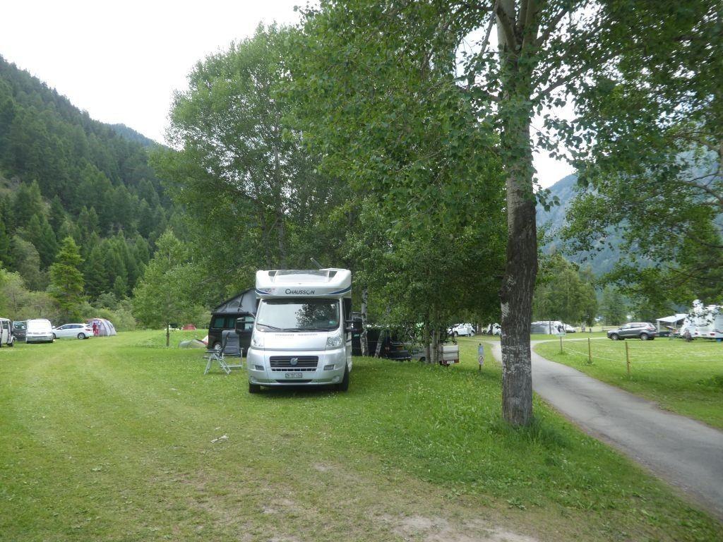 Camping Cul, Zernez