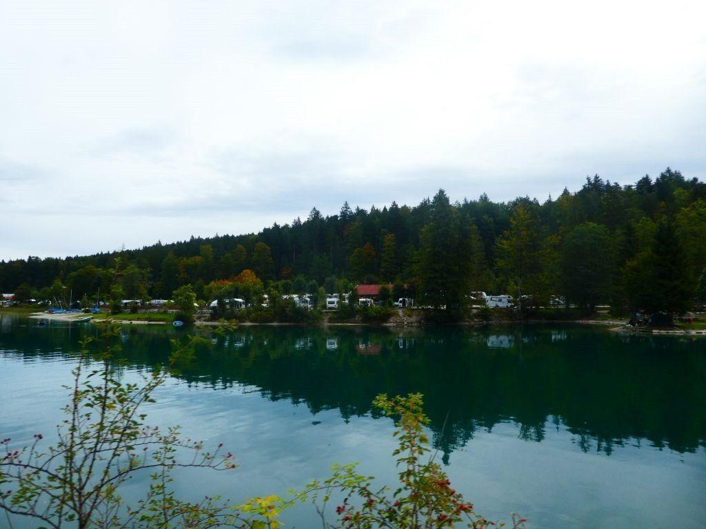 Campinplatz Walchensee