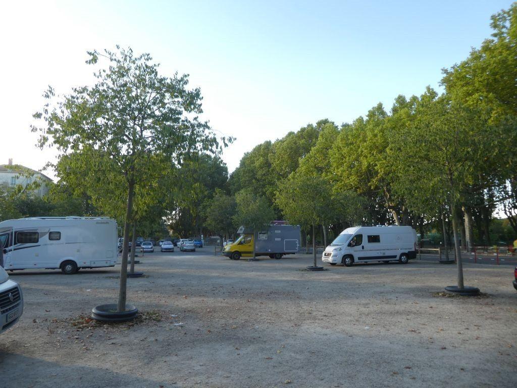 Parkplatz Sommieres